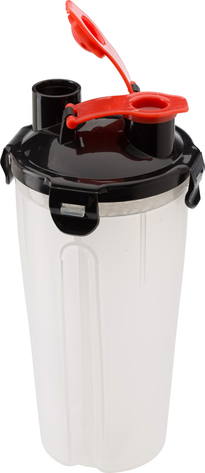 PE plastic protein shaker