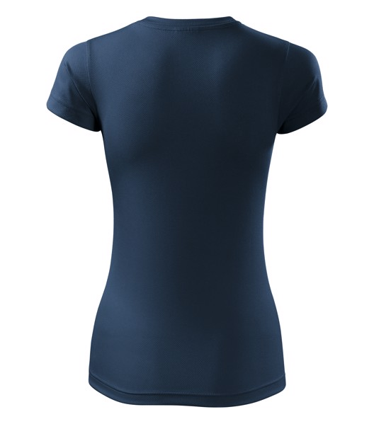 T-shirt women's Malfini Fantasy - Navy Blue / L