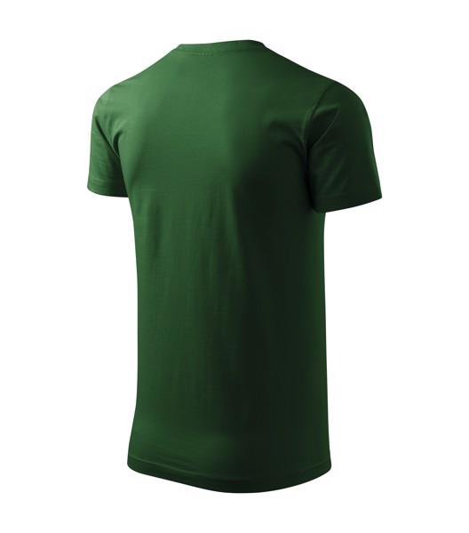Tričko unisex Malfini Heavy New - Lahvově Zelená / L