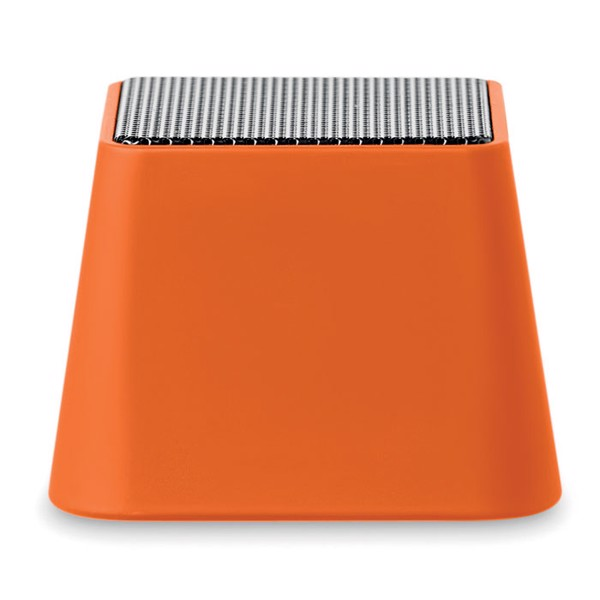 Mini wireless speaker Booboom - Orange