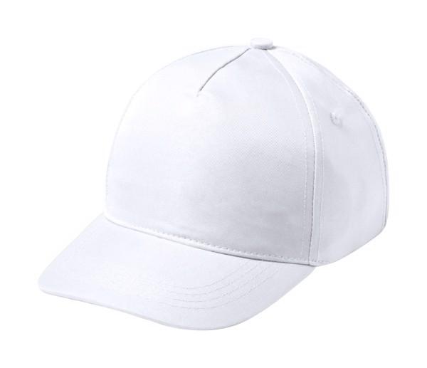 Baseballová Čepice Pro Děti Modiak - Bílá
