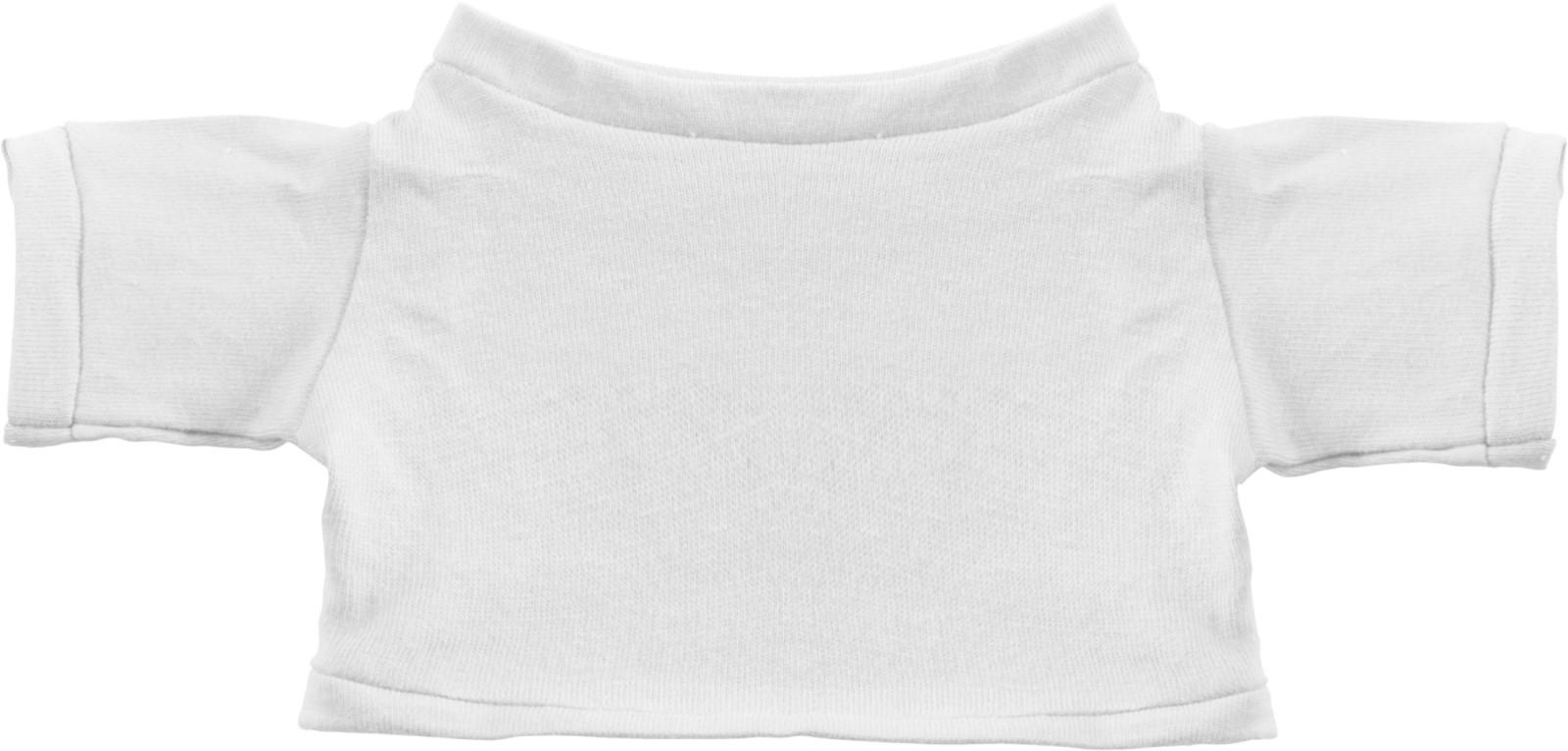 Cotton toy T-shirt - White
