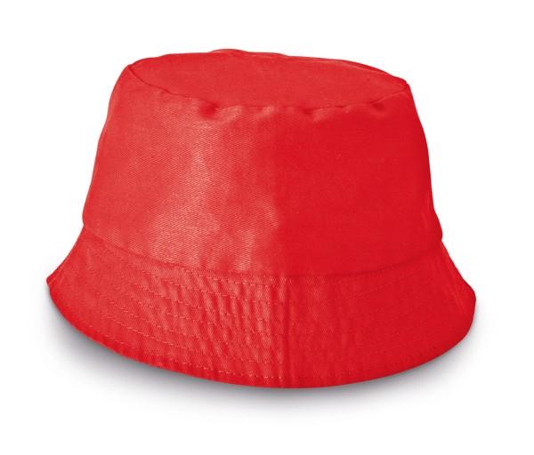 JONATHAN. Bucket hat - Red