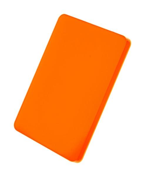 Custom Made Keyring CreaFob - Orange