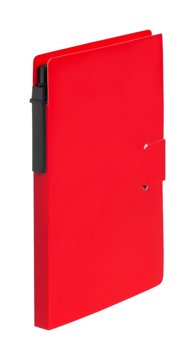 Blok Prent - Červená