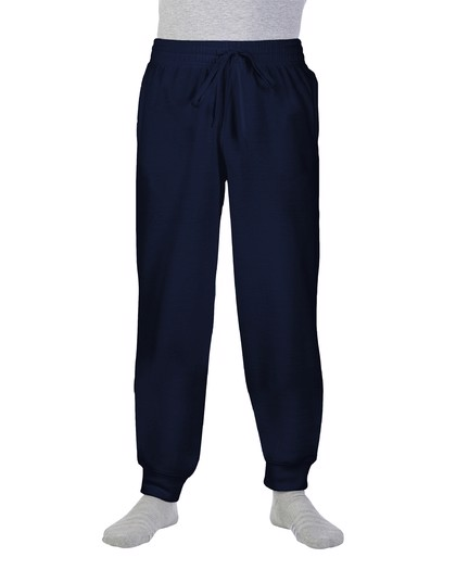 Heavy Blend™ Sweatpants With Cuff - Navy / XL