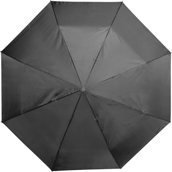 Polyester umbrella - Black