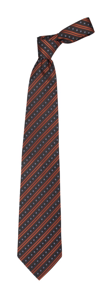 Necktie LANES - Orange