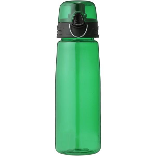 Sportovní láhev Capri - Průhledná zelená