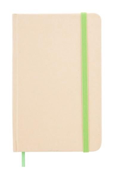 Blocnotes Din Hârtie Reciclabilă Econotes - Natural