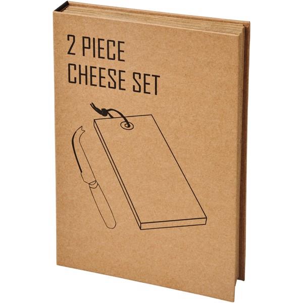 Reze 2-piece cheese set