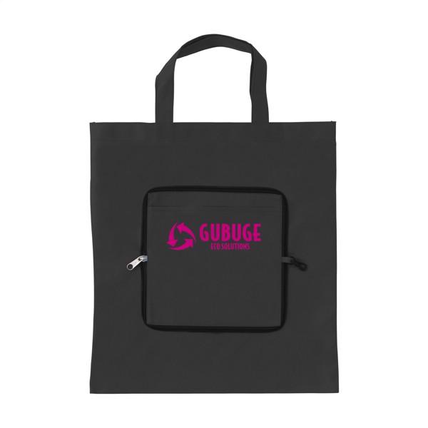 SmartShopper folding bag - Black