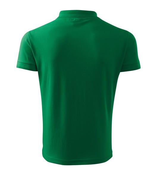 Polokošile pánská Malfini Pique Polo - Středně Zelená / M
