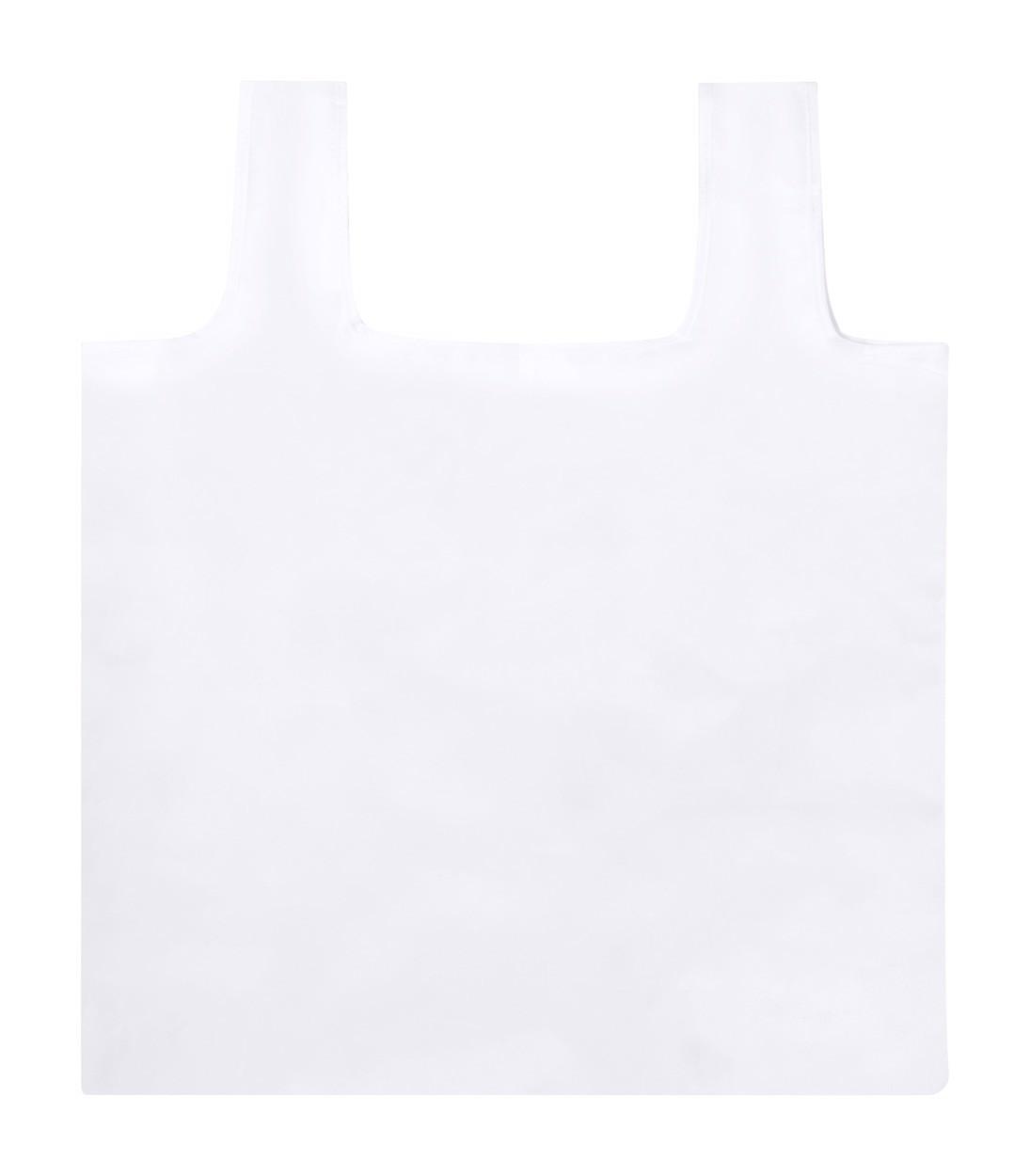 Geantă De Cumpărături Pliabilă Restun, Material Reciclat Rpet - Alb