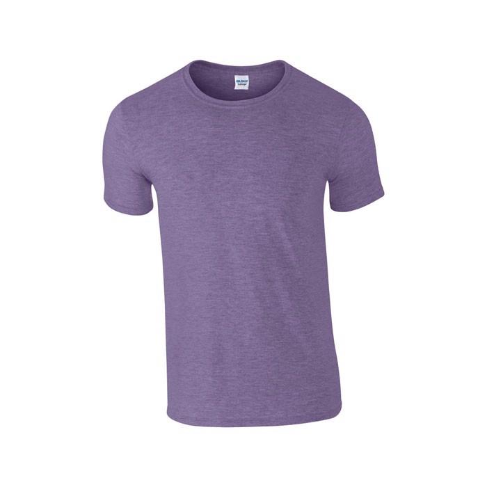 Ring Spun T-Shirt 150 g/m² Ring Spun T-Shirt 64000 - Heather Purple / XL