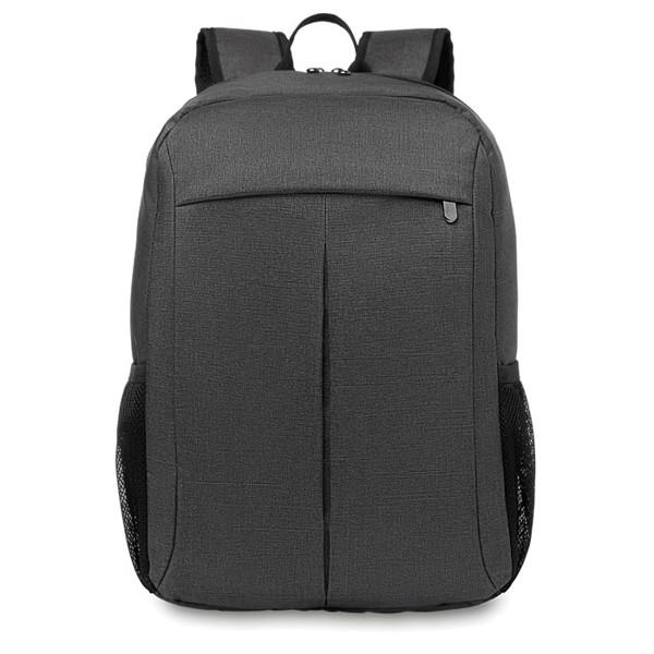 Backpack in 360d polyester Stockholm Bag - Grey