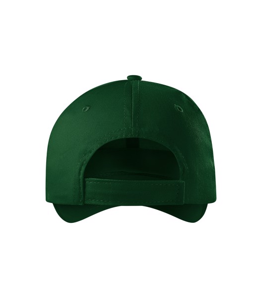 Cap unisex Piccolio Sunshine - Bottle Green / adjustable