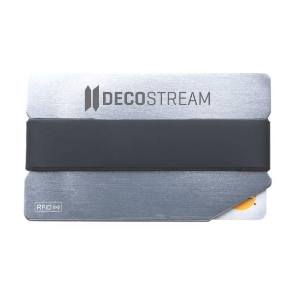 RFID Personata card holder - Silver