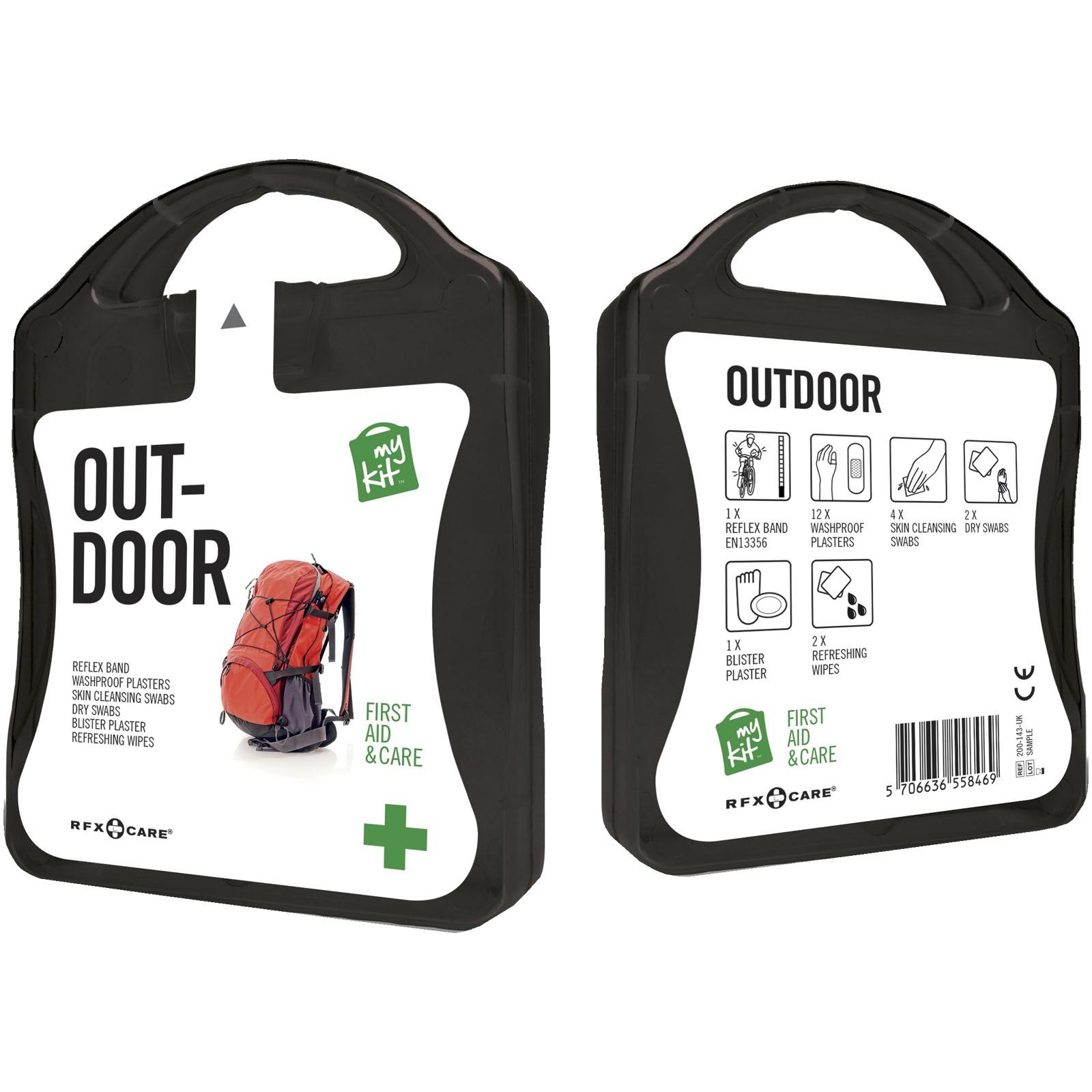 Lékarnička Outdoor - Černá