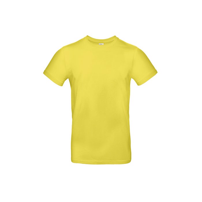 T-shirt male 185 g/m² #E190 T-Shirt - Solar Yellow / L