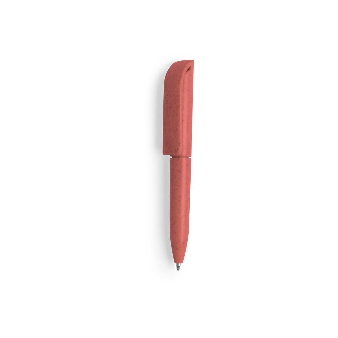 Minibolígrafo Radun - Rojo