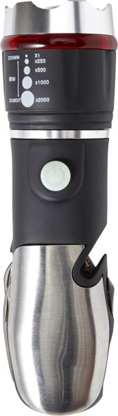 Metal 8-in-1 torch