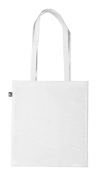 Shopping Bag Frilend - White