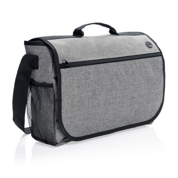 Fashion messenger bag - Grey