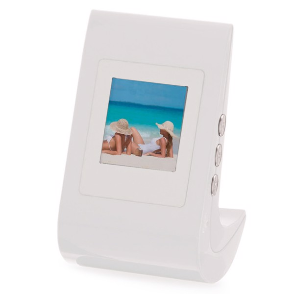 Digital Photo Frame Binter - White