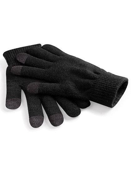 Touchscreen Smart Gloves - Black / L/XL
