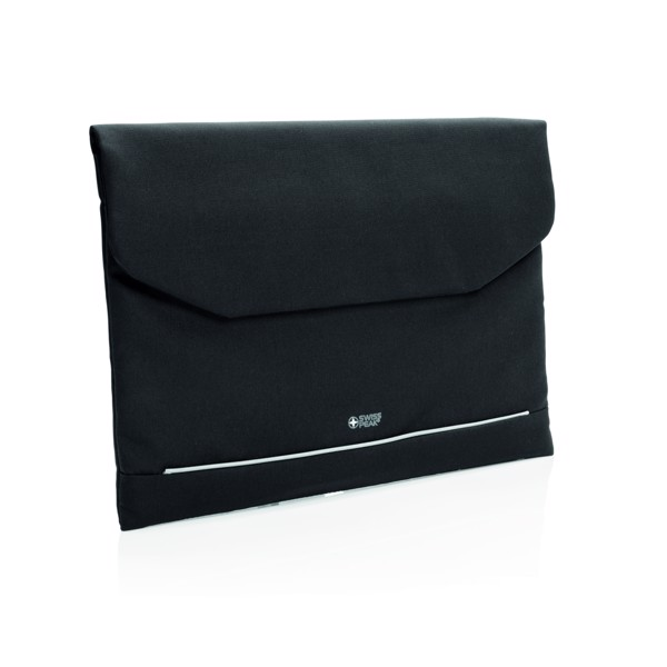 "RFID pouzdro na 15,6"" notebook Swiss Peak"