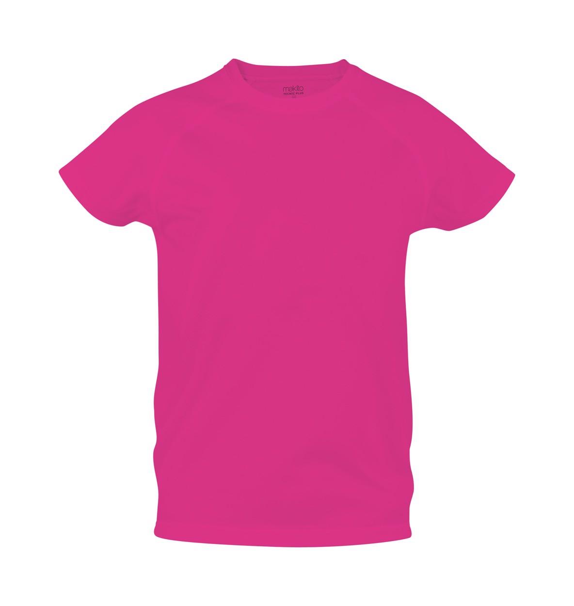 Sportovní Tričko Tecnic Plus T - Růžová / S