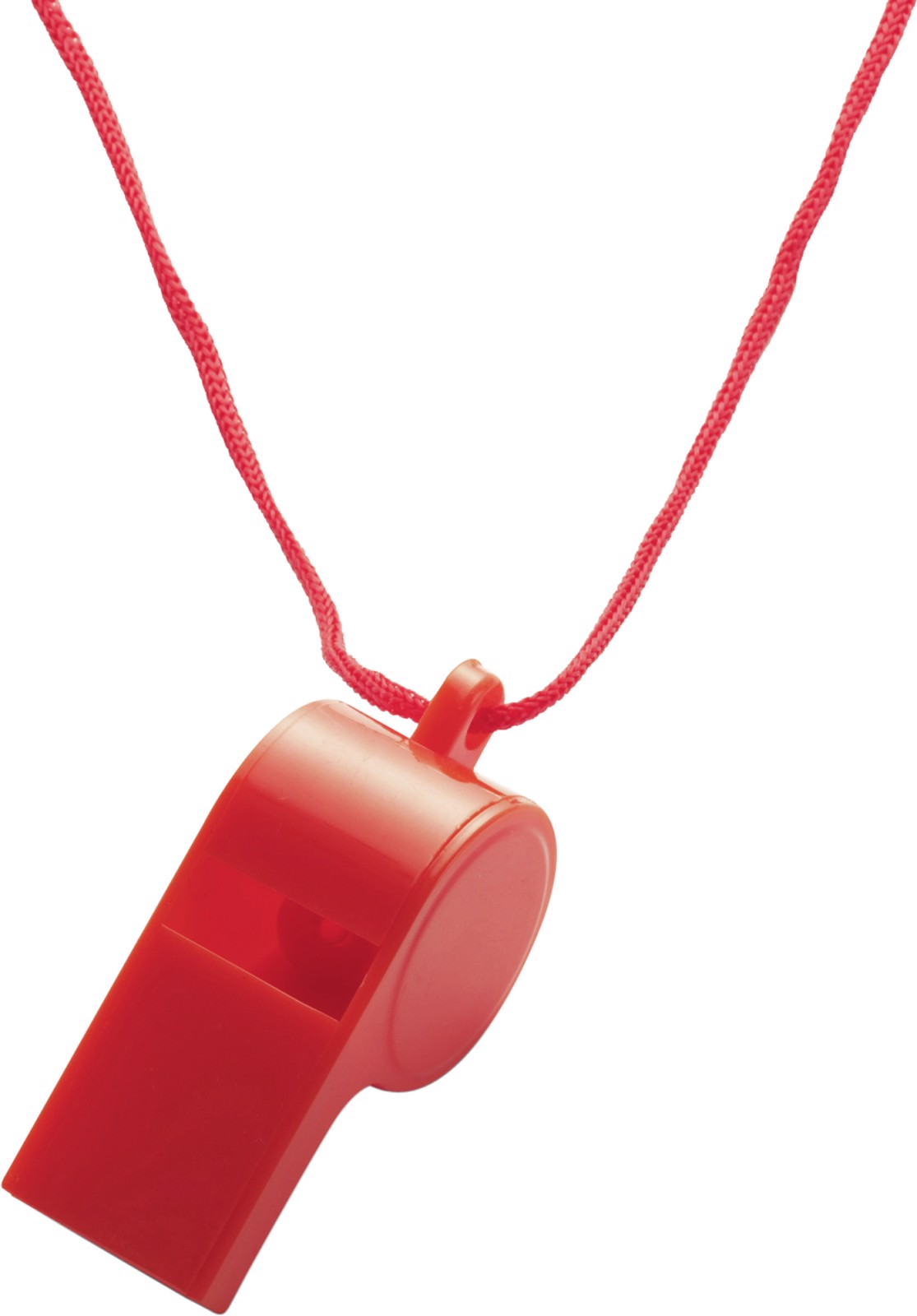 PS whistle - Red