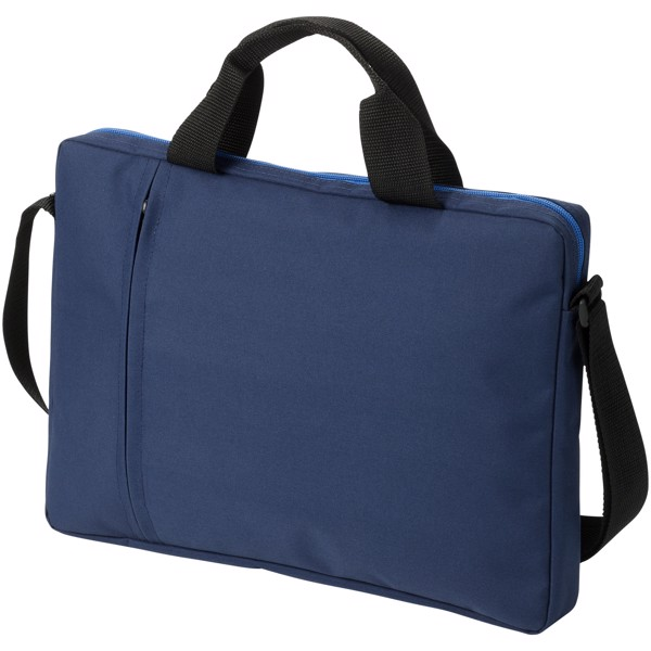 "Tulsa 14"" laptop conference bag - Navy"