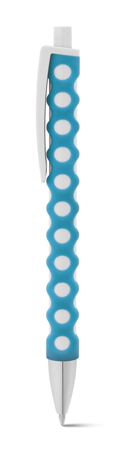 CIRCLE. Kuličkové pero - Světle Modrá