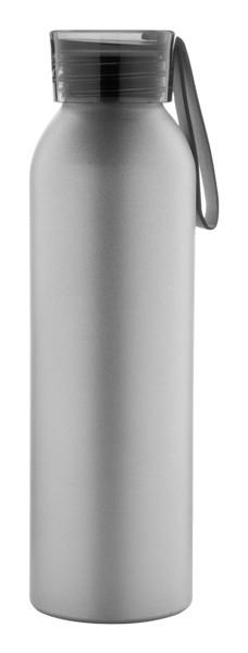 Sport Bottle Tukel - Black / Silver