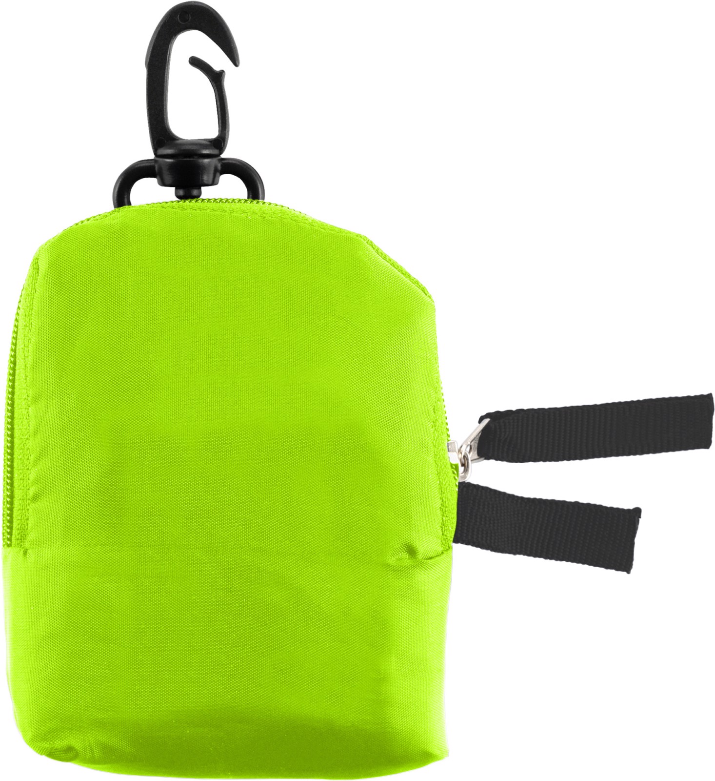 Polyester (190T) shopping bag - Lime