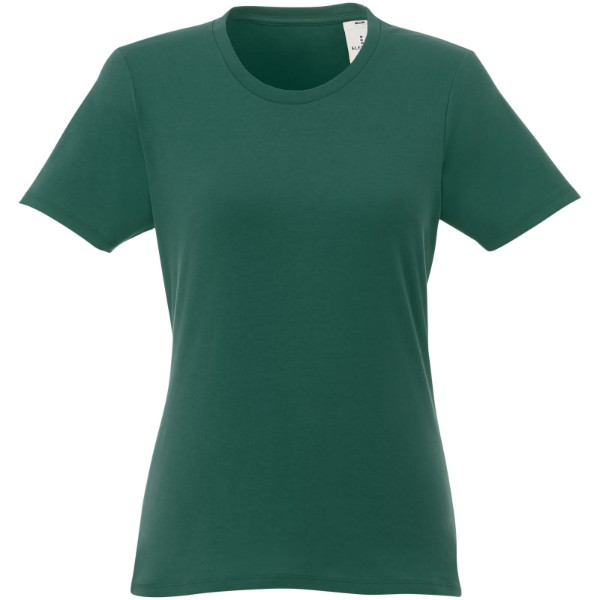 Heros short sleeve women's t-shirt - Forest green / XS