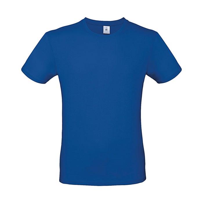 T-shirt 145 g/m² #E150 T-Shirt - Royal Blue / 4XL