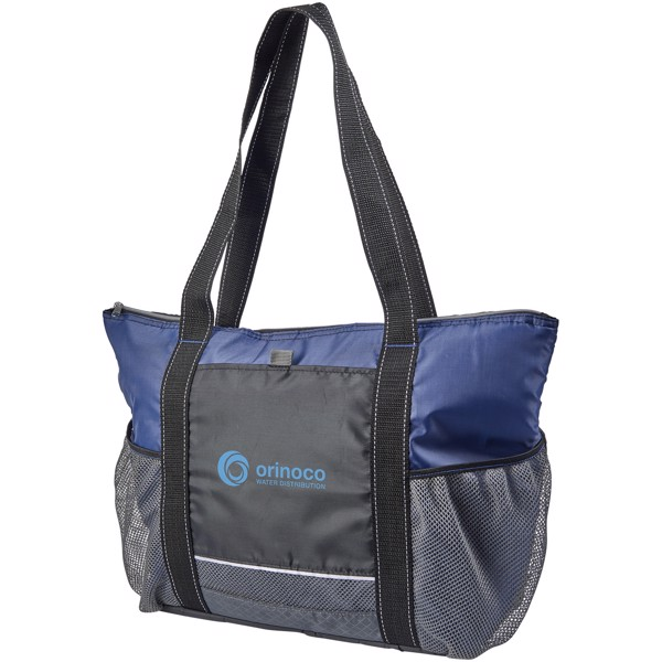 Falkenberg 30-can cooler tote bag - Navy