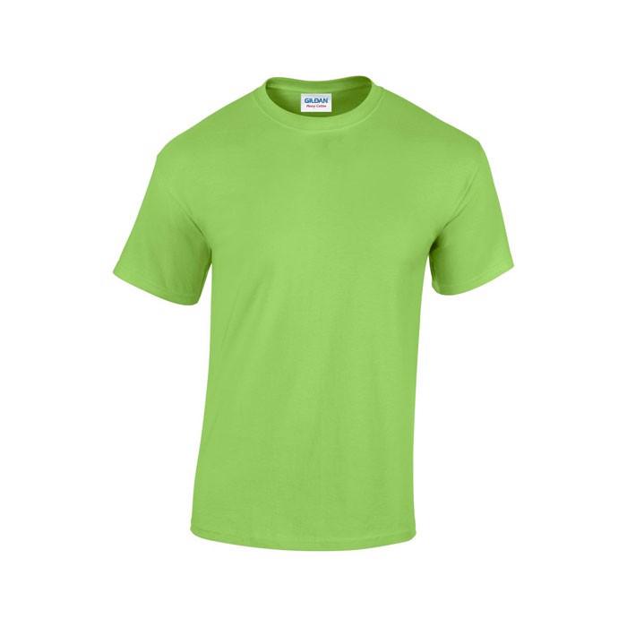 Tlusté tričko 185 g/m² Heavy T-Shirt 5000 - Lime / M