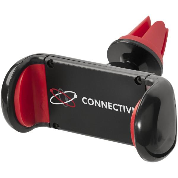 Grip car phone holder - Red