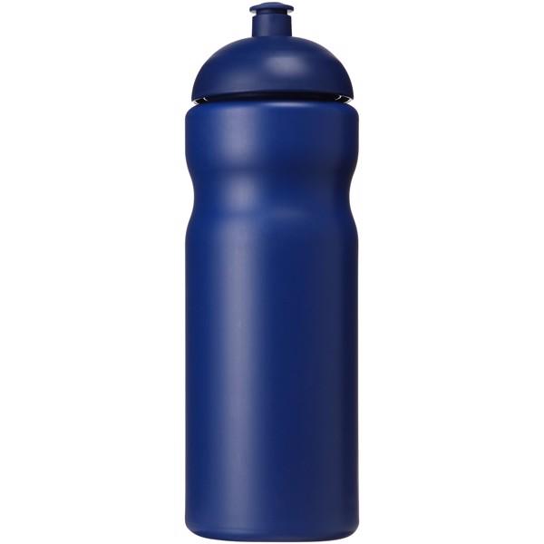 Sportovní láhev s kupolovitým víčkem Baseline® Plus 650 ml - Modrá
