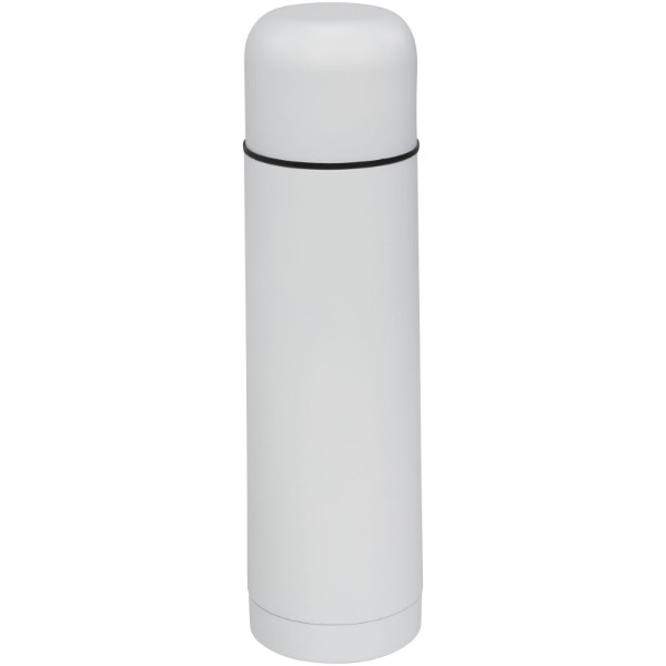 Gallup matte 500 ml vacuum insulated flask - White
