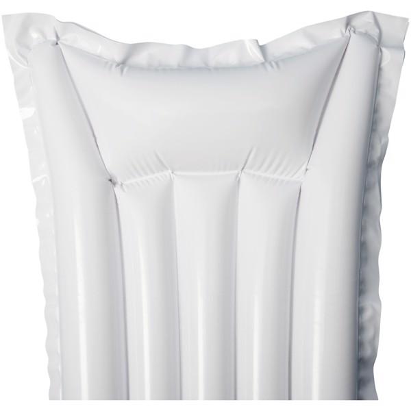 Float aufblasbare Matratze - Weiss