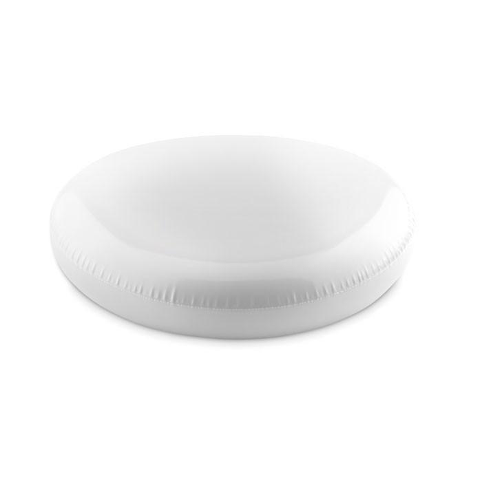 Frisbee dmuchane Adelaide - biały