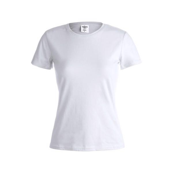 """T-Shirt Mulher Branca """"keya"""" WCS150 - Branco / XXL"""