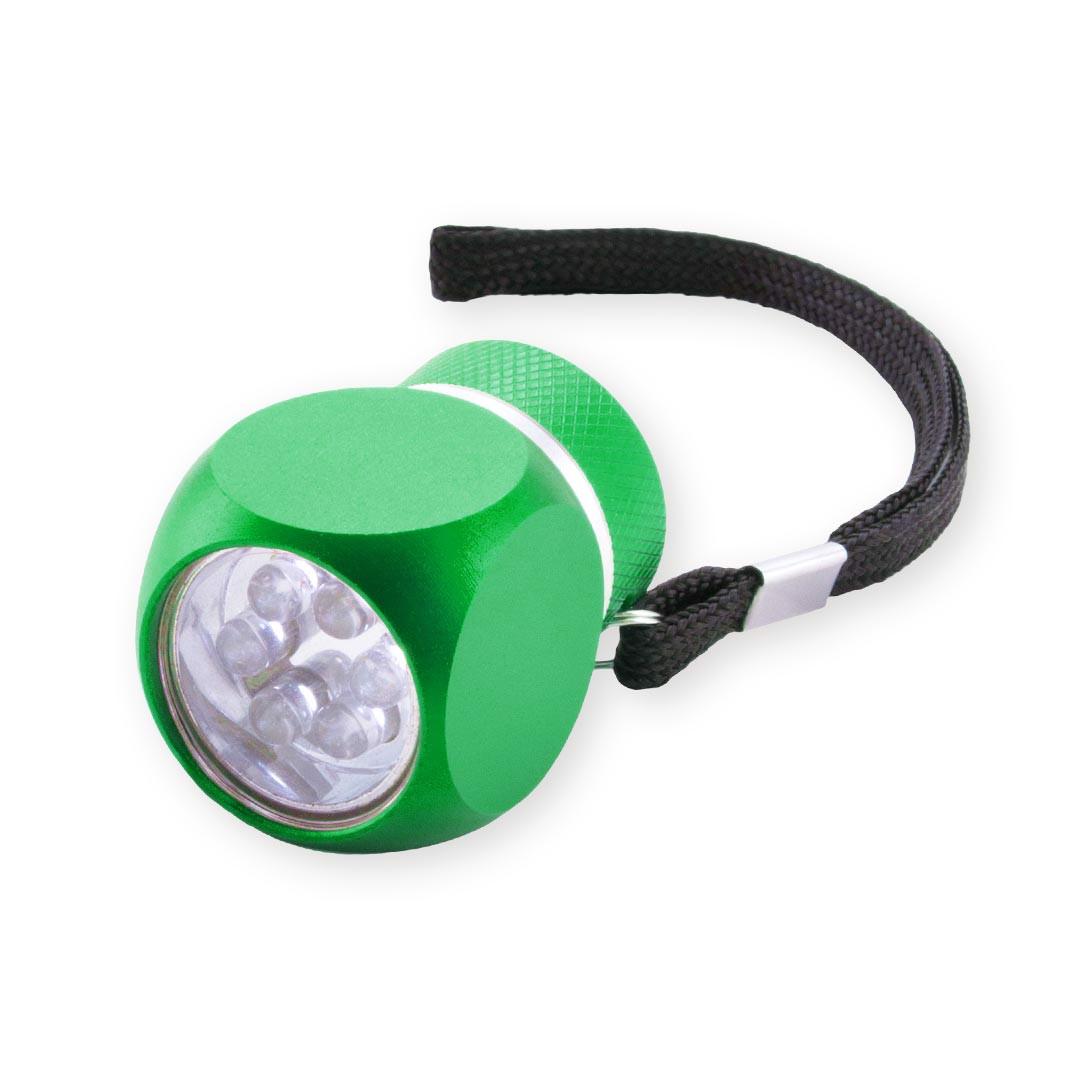 Linterna Zartax - Verde