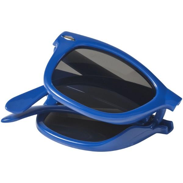 "Gafas de sol plegables ""Sun Ray"" - Azul Real"