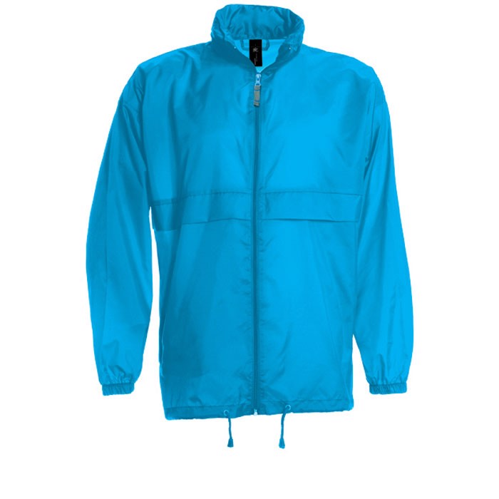 Men's Windbreaker 70 g/m2 Windbreaker Sirocco Ju800 - Atoll / L